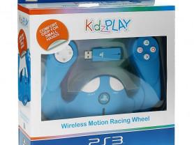 Детский беспроводной руль Kidz Play для PS3