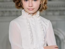 школьная блузка Дували 134р