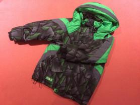 Демисезонная куртка для мальчика (р.116)