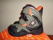Новые демисезонные ботинки Милтон