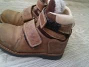Ботинки зимние на мальчика orsetto,32
