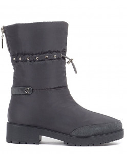 Дутики King Boots KB626 Grau Серый