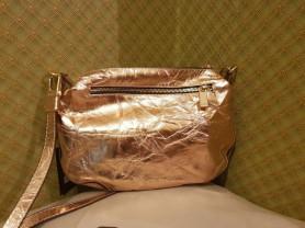 Новая сумка с эффектом мятой кожи Италия