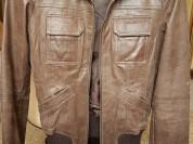Куртец натуральная кожа свиньи фирма Vila