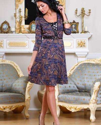 Платье П 424