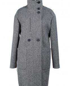 Пальто женское демисезонное Твид