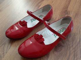 Красные туфли orsetto размер 30 (19,5 см стельк.)