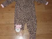 Флисовая пижама/слип/поддева carters в на 2г. (3Т)
