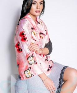 Лёгкий шарф палантин Gepur