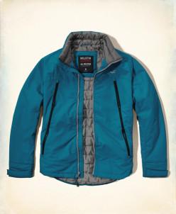Куртка Hollister (оригинал, с оф.сайта в США)