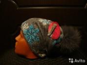 Новая, теплая зимняя шапка д/д на ог 54-56.