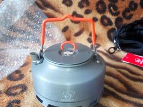 Чайник туристический, походный 1.1L