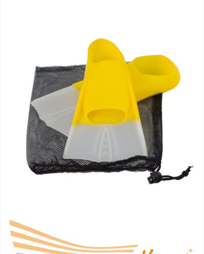 Короткие пластмассовые Ласты для бассейна Размер: 33-35