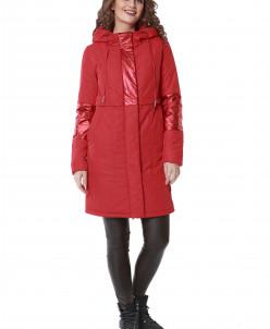 "Пальто ""Уитни"" красное"