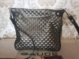 Новая кожаная сумка Италия с эффектом 3D