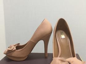 Туфли экокожа