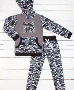 Спортивный костюм для мальчика (футер)