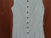 Платье на пуговицах Глория джинс новое р.42 ( лёгк