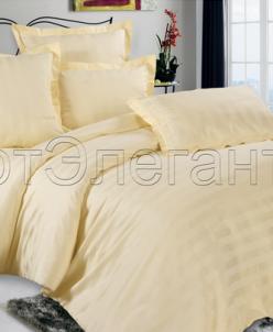 Комплекты постельного белья - страйп-сатин