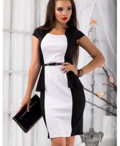 Деловое платье - 9610