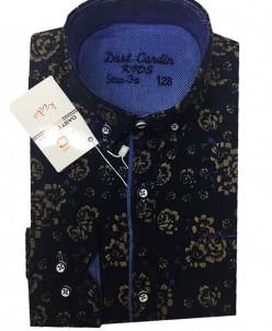 Рубашка для мальчика, Dast cardin, арт.1109