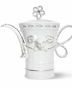 """АКЦИЯ!!! Чай Хайтон керамическом чайнике """"Адель"""" 80 гр."""