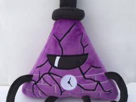 Мягкая игрушка фиолетовый Билл Шифер