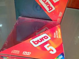 Коробка для CD/DVD Slim Сasa марки Buro Индия