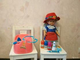 Беби Бон и игрушки пакетом