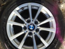 комплект оригинальных колёс BMW