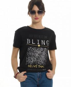 DFT6639 футболка женская