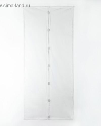 Сетка антимоскитная 100×210 см на магнитах