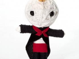 Грумер - кукла, ручная работа, талисман