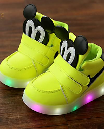 c4ec7ff9 Светящиеся кроссовки детские 1850693 - Babyblog.ru