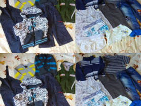 Пакет детской одежды 92/104