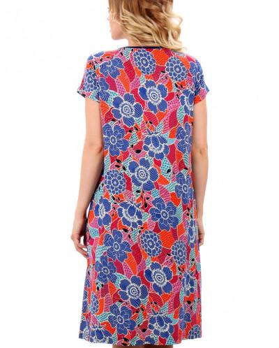 Туника -платье 52Я09 Номер цвета: 690