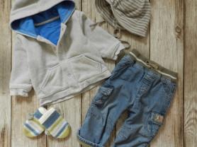 Пакетище одежды 68-74 рост