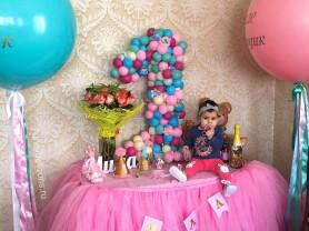 Стильные воздушные шары и праздничный декор!