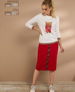 юбка NiV NiV fashion Артикул: 3027