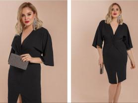 Отличное черное платье G*epur