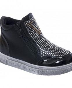 Ботинки GFB F556-2 черный (26-31)