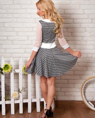Платье № 863
