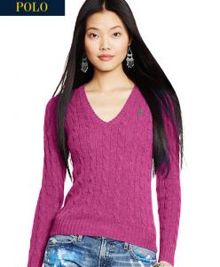 WOOL BLEND V-NECK SWEATER свитер со скидкой 40%
