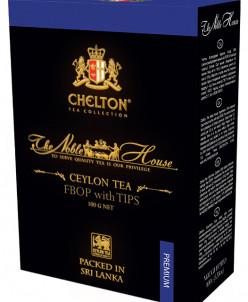 Чай Chelton «Благородный Дом» (FBOP) 100 гр картон