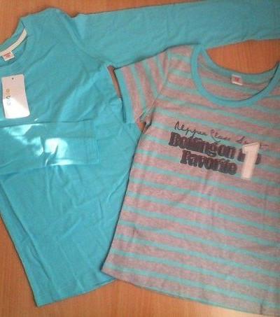 Комплект футболка + джемпер