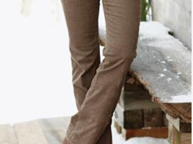 Вельветовые брюки Eddie Bauer р. 48