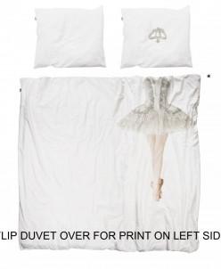 Комплект постельного белья Балерина 2-спальный