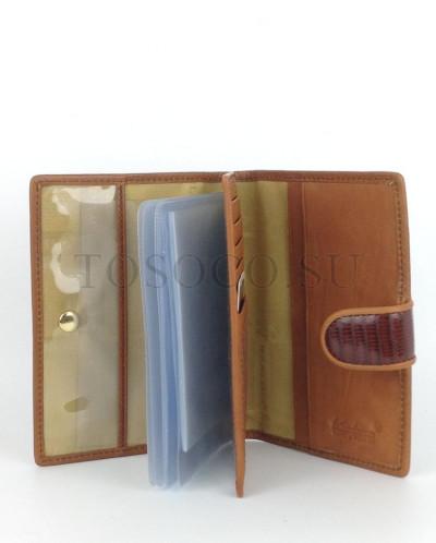 авто/паспорт  Wanlima натуральная кожа