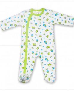 Комфортный и практичный  комбинезон для малышей 74р. в нал