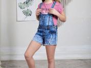 Luminoso джинсовый полукомбинезон